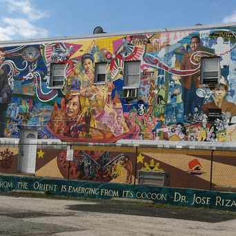 Bustleton Bikes Philadelphia Pa Photo of Mural On Bustleton