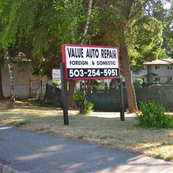 Photo of Value Auto Repair in Mill Park, Portland