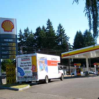 Photo of Shell Gas Station in Powellhurst-Gilbert, Portland