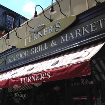 Photo of Turner's Seafood Grill & Market in Melrose