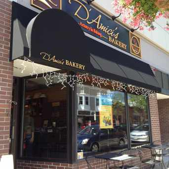 Photo of D'Amici's Bakery in Melrose