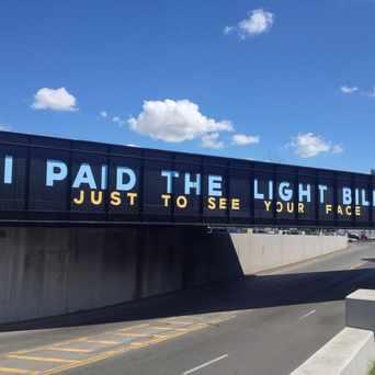 Photo of Railroad Bridge Art in Westside, Syracuse
