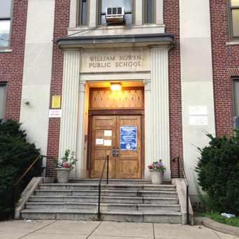 Photo of Rowen William School in West Oak Lane, Philadelphia