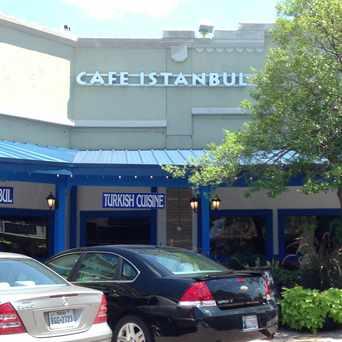 Photo of Cafe Istanbul in Greenway Park, Dallas