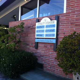 Photo of The Vitality Center in Northwest Heights, San Mateo