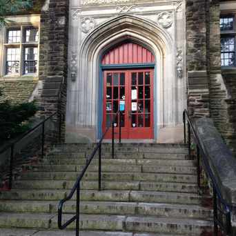 Photo of Falls of Schuylkill Library in East Falls, Philadelphia