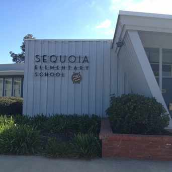 Photo of Sequoia Elementary School in Clairemont Mesa East, San Diego