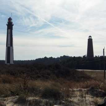 Photo of Cape Henry Lighouse in Virginia Beach