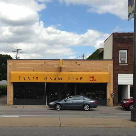 Photo of Ellis Drum Shop in Hamline - Midway, St. Paul
