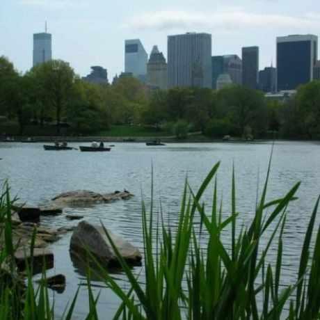 Photo of Eibs Pond in Concord, New York