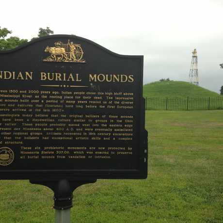 Photo of Indian Mounds Park in Dayton's Bluff, St. Paul