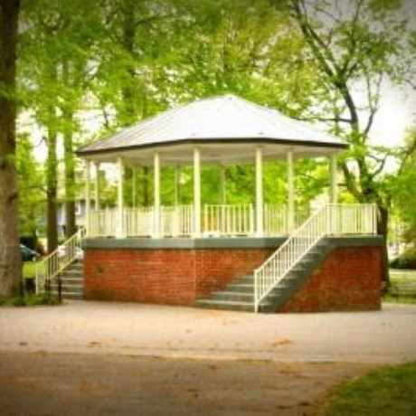 Photo of Westerleigh Park Gazebo in Westerleigh, New York