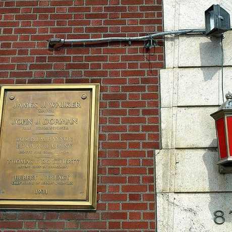Photo of Memorial Plaque in Westerleigh, New York