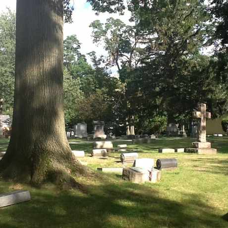 Photo of St. Johns Lutheran Cemetery in South Euclid
