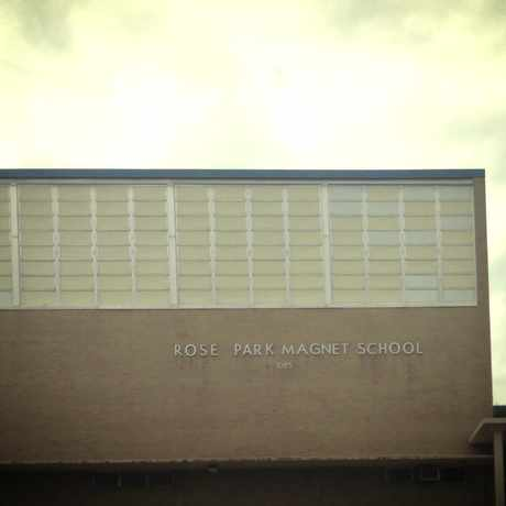 Photo of Rose Park Math/Science Middle Magnet School in South Nashville in Edgehill, Nashville-Davidson