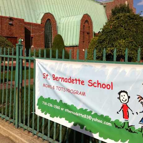 Photo of St Bernadette School in Dyker Heights, New York