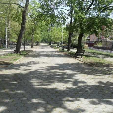 Photo of Williamsbridge Oval in Norwood, New York