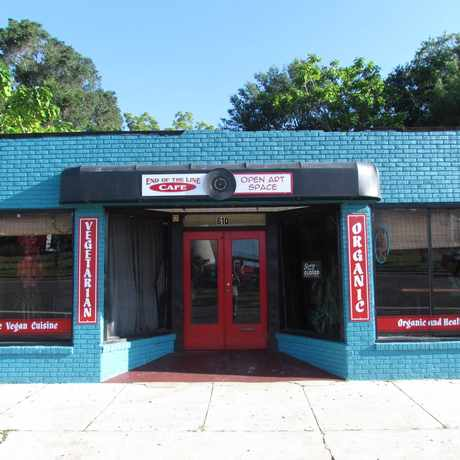 Photo of End of The Line Cafe in Pensacola