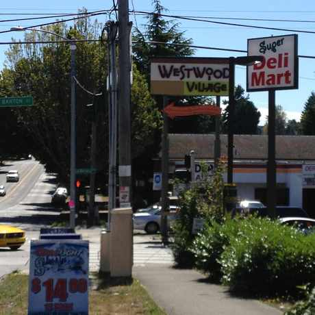 Photo of 35TH AVE SW & SW BARTON ST in Roxhill, Seattle