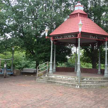 Photo of Old Town Park in Takoma Park