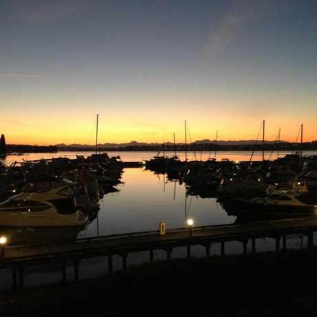 Photo of Carillon Point Marina in Kirkland