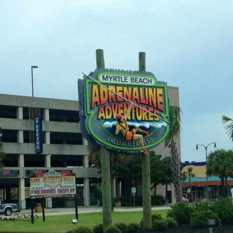 Photo of Adrenaline Adventures Myrtle Beach,SC in Myrtle Beach