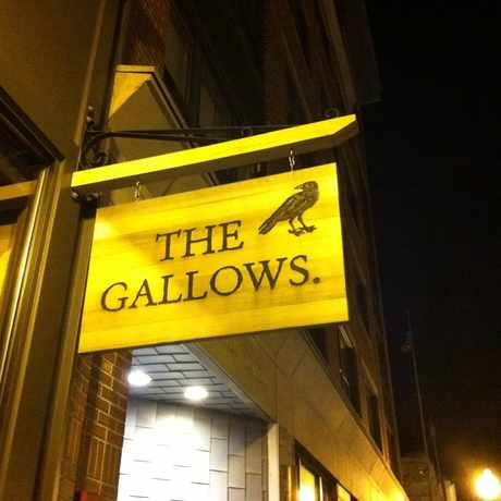 Photo of The Gallows in South End, Boston