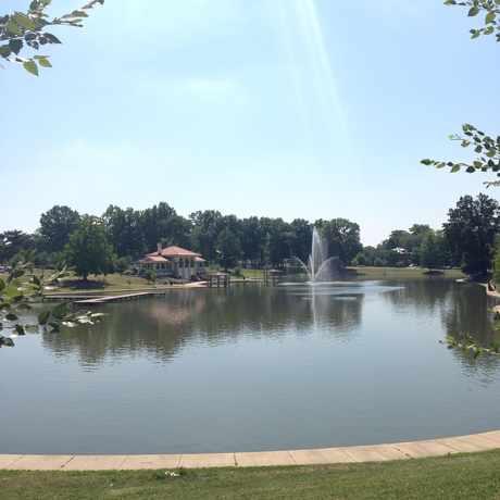 Photo of Carondelet Park in St. Louis