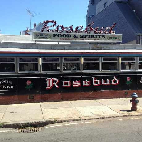 Photo of Rosebud Bar and Grill in Somerville