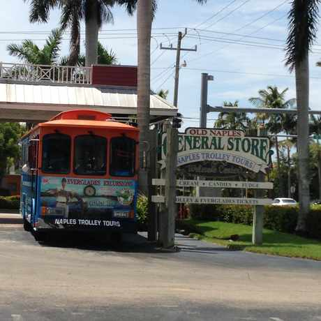 Photo of #Naples Trolley Tours in Old Naples, Naples