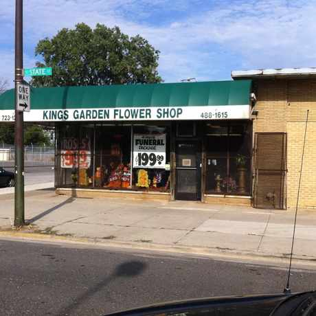 Photo of Kings Garden Flower Shop in Park Manor, Chicago