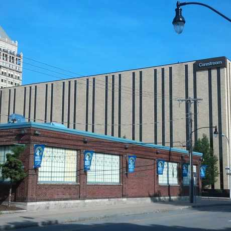 Photo of Carestream Health Inc in Brown Square, Rochester