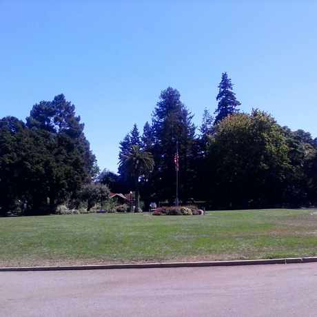 Photo of Center Park rest area in Northwest Heights, San Mateo
