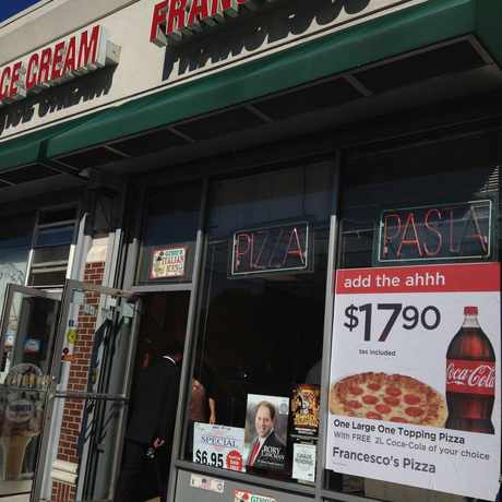 Photo of Francesco's Pizzeria in Pomonok, New York