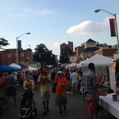 Photo of Federal Hill Street Beat Festival in Federal Hill - Montgomery, Baltimore