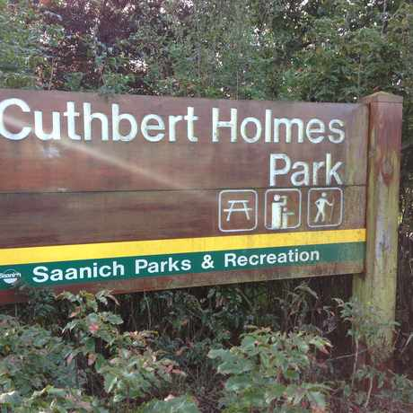 Photo of Cuthbert Holmes Park in Saanich