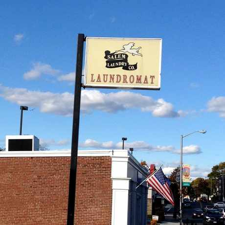 Photo of Salem Laundry Co. Laundromat in Beverly