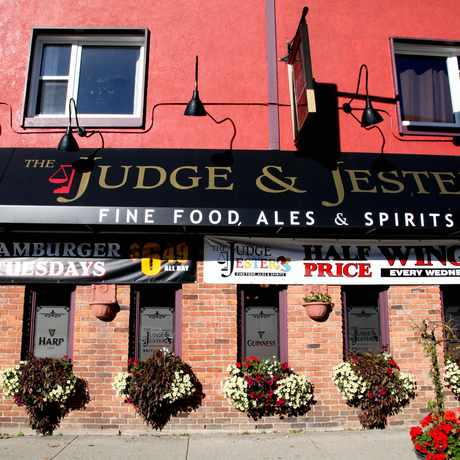 Photo of The Judge and Jester in Grimsby