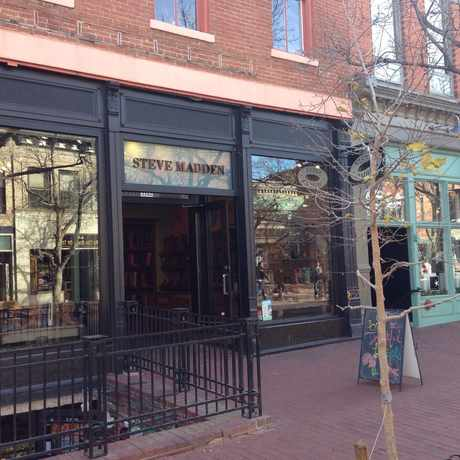 Photo of Steve Madden in Downtown, Boulder