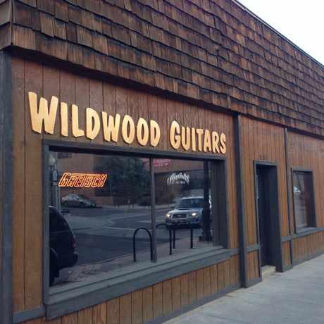 Photo of Wildwood Guitars in Louisville