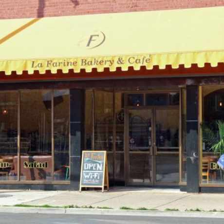 Photo of la farine bakery cafe in Logan Square, Chicago
