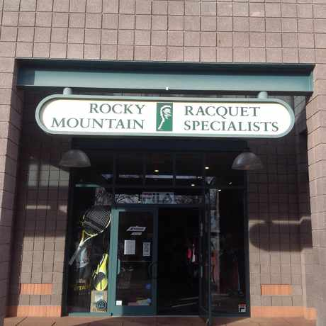 Photo of Rocky Mountain Racquet Specialists in Whittier, Boulder