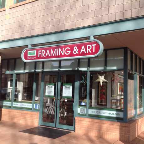 Photo of Silverleaf Custom Framing in Whittier, Boulder
