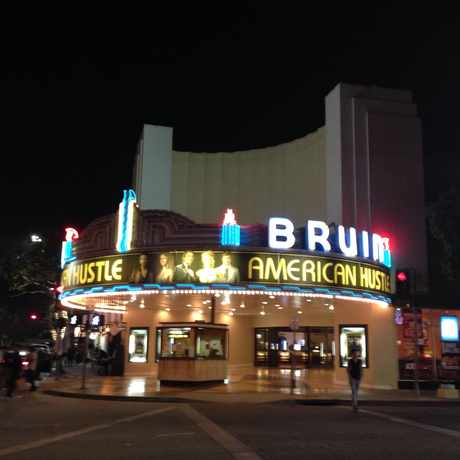 Photo of Bruin Theatre in Westwood, Los Angeles