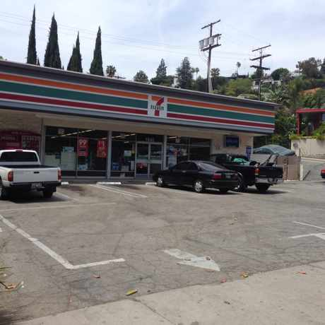 Photo of 7-11 in Silver Lake, Los Angeles