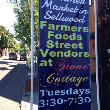 Photo of Tuesday Summer Evening Market in Sellwood-Moreland, Portland