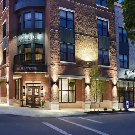 Photo of Pavilion Grand Hotel in Saratoga Springs