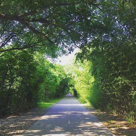 Photo of Katy Trail in Oak Lawn, Dallas