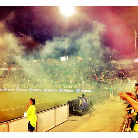 Photo of Jeld-Wen Field in Portland