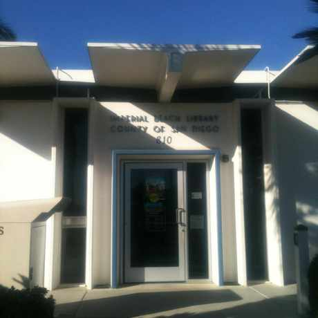 Photo of Imperial Beach Library in Imperial Beach